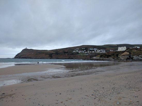 Sea Side In Port Erin