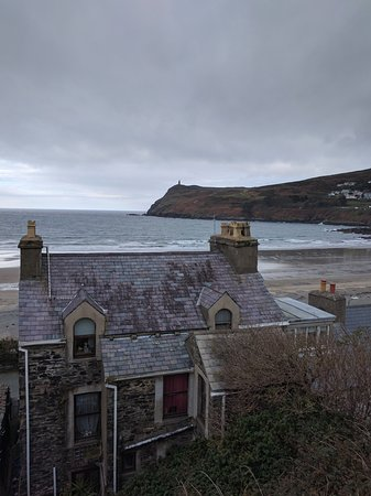 House And Sea View In Port Erin