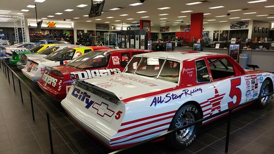 Hendrick History Picture Of Hendrick Motorsports Complex