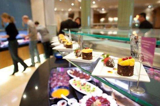 Hilton Vienna: Buffet