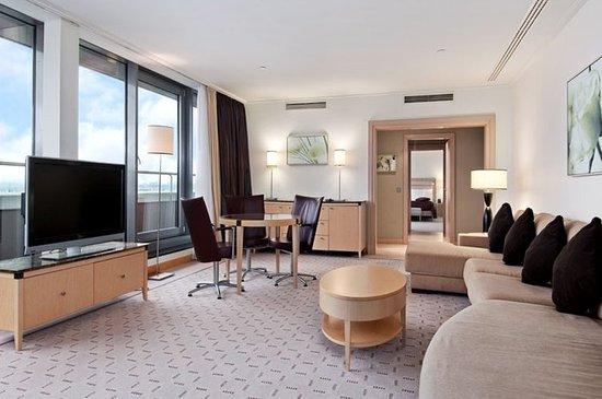 Hilton Vienna: Penthouse Suite