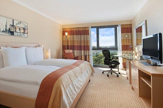 Hilton Vienna: King Hilton Executive Room