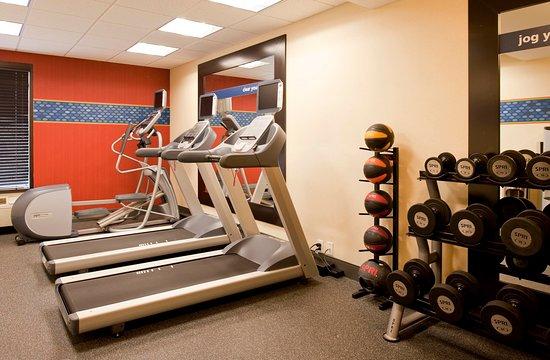 Hampton Inn Nashville / Brentwood I-65S: Fitness Center
