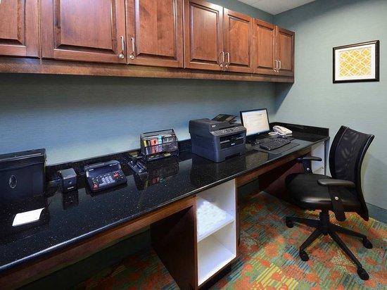 Martinsville, VA: Business Center