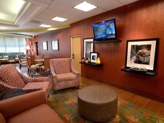 Martinsville, VA: Lounge Seating Area