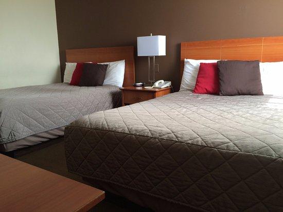 Dieppe, Canada: Double Room