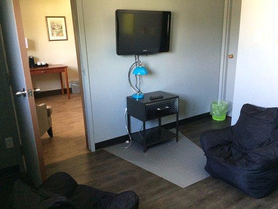 Dieppe, Canada: Family Suite