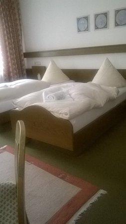 Hotel Restaurant Bären: Die Betten