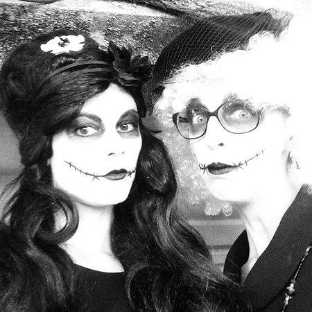 Beaumont-en-Auge, Prancis: Halloween