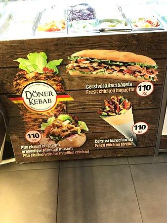 pizza express kebab