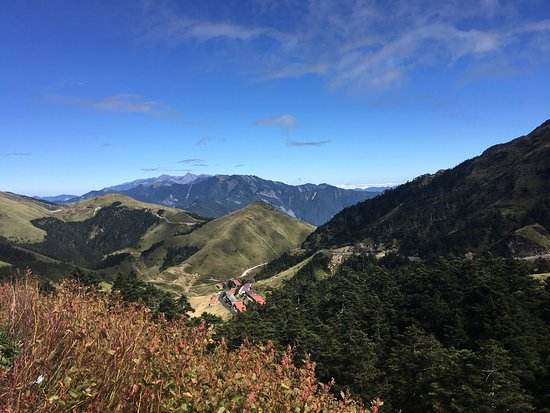 Hehuan Mountain (Hehuanshan)