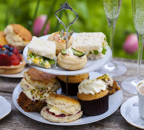 Watergate Tea Rooms: For that special occasion join us for our Afternoon Tea at Watergate, only £13.50 per head.