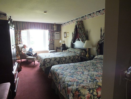 Auberge Gisele's Country Inn: Beautifully decorated rooms