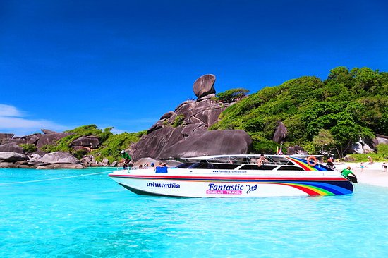Fantastic Similan Travel