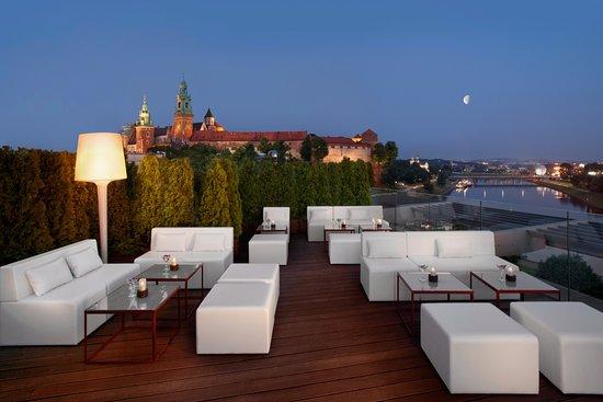 Lounge Bar Amp Roof Top Terrace Krakow Kazimierz