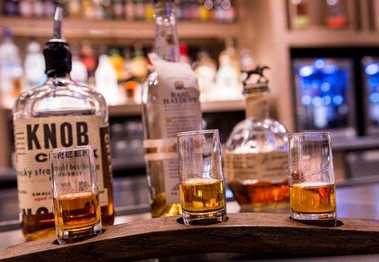 Melville, NY: Flight of Bourbon