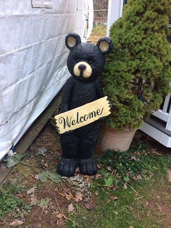 East Jewett, Estado de Nueva York: A friendly welcome ...