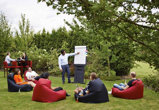 Enderby, UK: Outdoor Meeting & Event Space