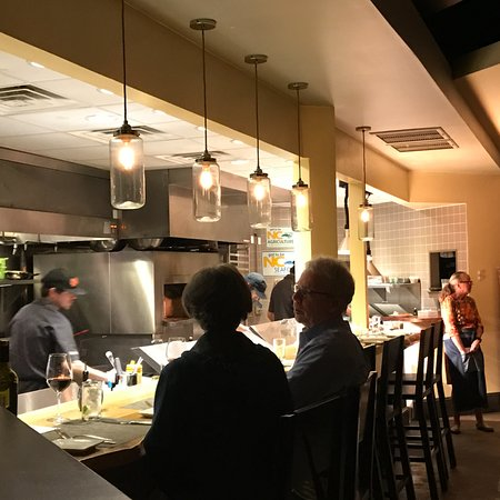 Kinston, NC: Kitchen at Chef and the Farmer