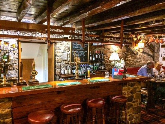 Pheasant Inn Restaurant: Bar of the Pheasant Inn
