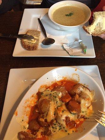 Kerry Coast Inn: Appetizers