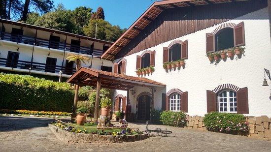 Photo0 Jpg Foto De Terraza Hotel Campos Do Jordão