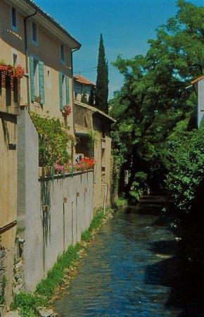 Orange, France: Onderweg naar de Arc de Triomph
