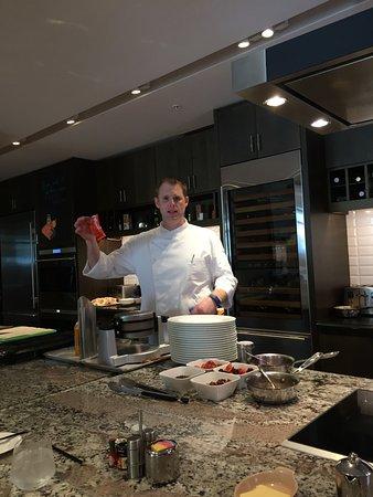 La cosina gourmet culinary center dorado fotos y - Chef gourmet 5000 opiniones ...