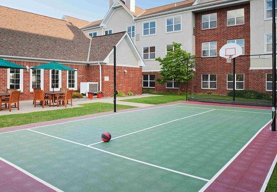 Residence Inn Bloomington by Mall of America : Sport Court