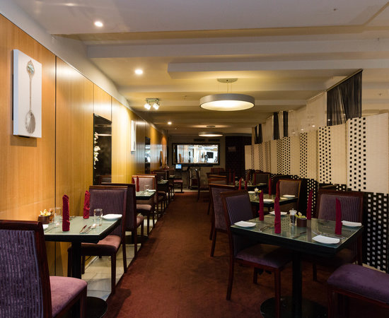 The quadrant hotel and suites auckland for V kitchen restaurant
