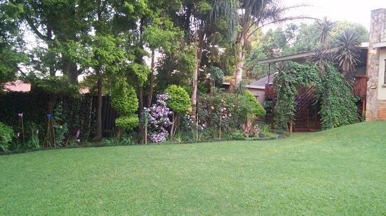 Sabie, جنوب أفريقيا: Garden