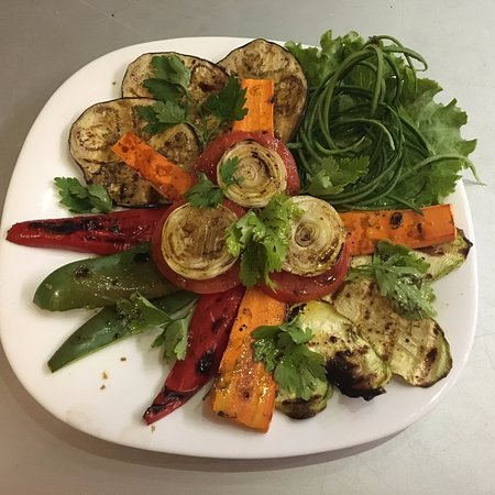 Iris: vegetables