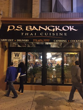 P.S. Bangkok Restaurant: Photo from Clark St Chicago IL