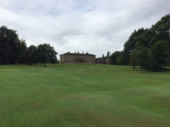 Rudding Park Hotel: The golf course