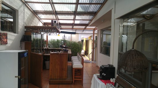 Hotel Casa Blanca Inn: Lounge