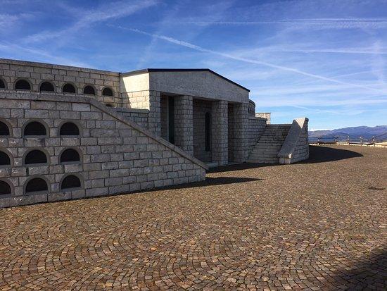 Romano d'Ezzelino, Itália: Cimitero degli Austriaci