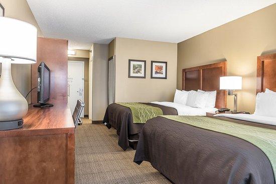 Piqua, OH: Guest Room