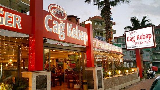 h m cag kebap antalya restaurant