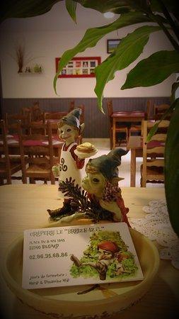 Begard, France: Au plaisir de vous accueillir