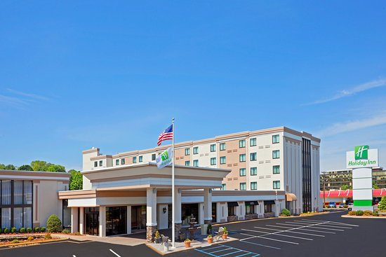 Hasbrouck Heights, NJ: Welcome to Holiday Inn