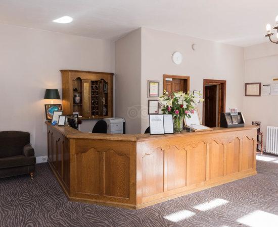 Seiont manor hotel llanrug pays de galles voir les for Salle a manger wales