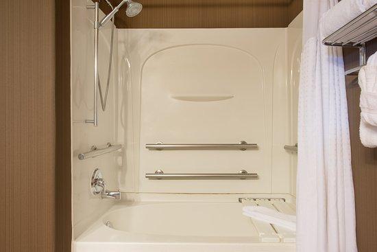 Douglas, WY: Guest Bathroom