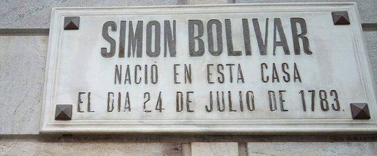 Foto De Casa Natal Museo Bolivar Caracas Casa Natal De Simon