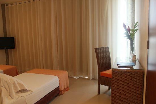 Santorini Hotel & Resort: Habitación Doble twin