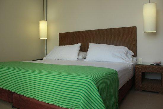 Santorini Hotel & Resort: Habitación superior