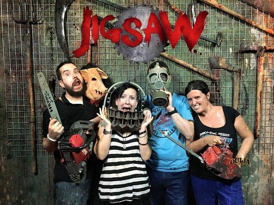 No Pudimos Sobrevivir A Jigsaw Pero Fue Genial