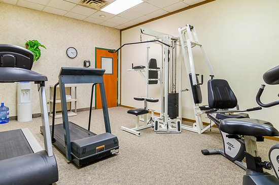 Mission, Dakota del Sud: Fitness center