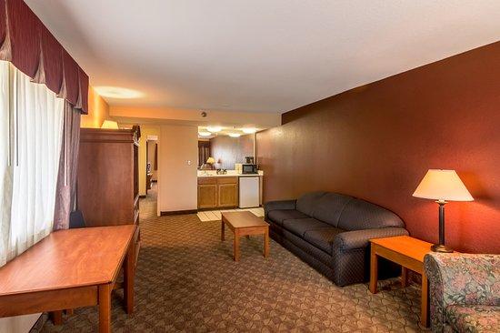 Red Roof Inn Wichita Falls: King Suite