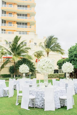 Sunny Isles Beach, FL: Acqualina Wedding