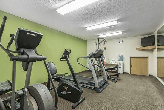 Sleep Inn: Exercise room